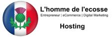 Lhomme de lecosse logo Hosting